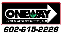 One Way Weed Control