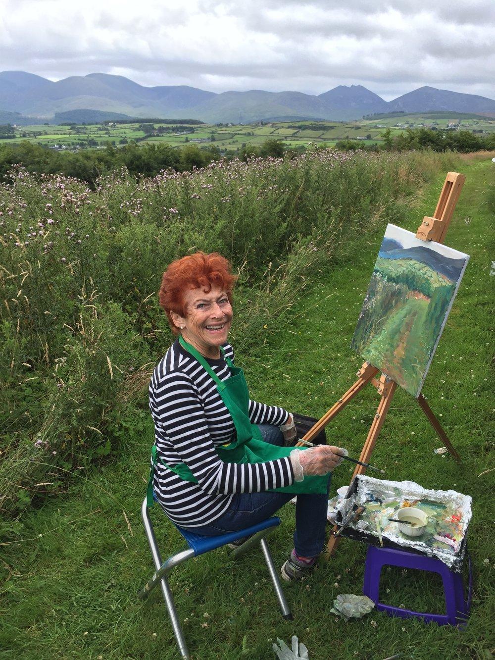 Art workshops in Ireland and Northern Ireland .JPG