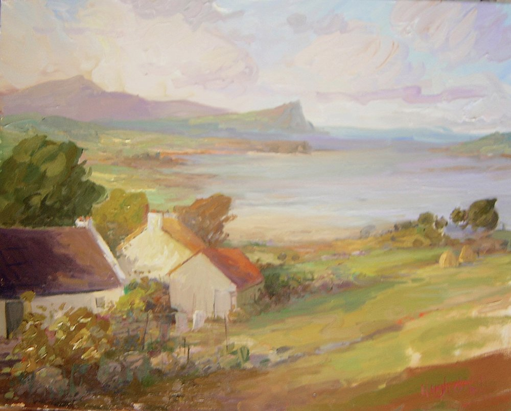 art workshops to Ireland and northern Ireland