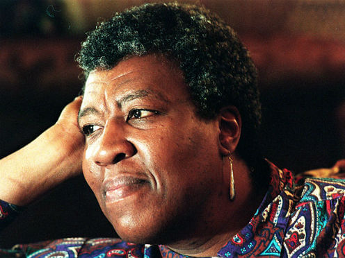 OCTAVIA BUTLER - AMERICAN SCIENCE FICTION WRITER