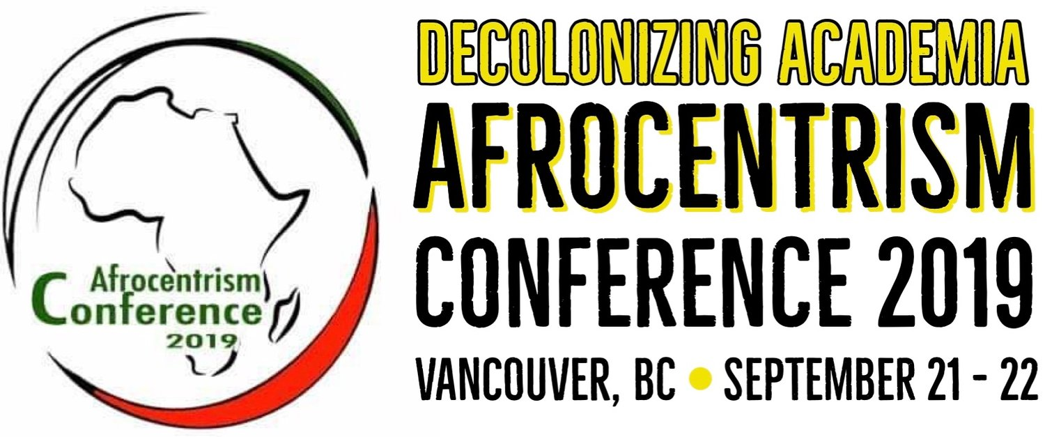 Afrocentrism Conference 2019