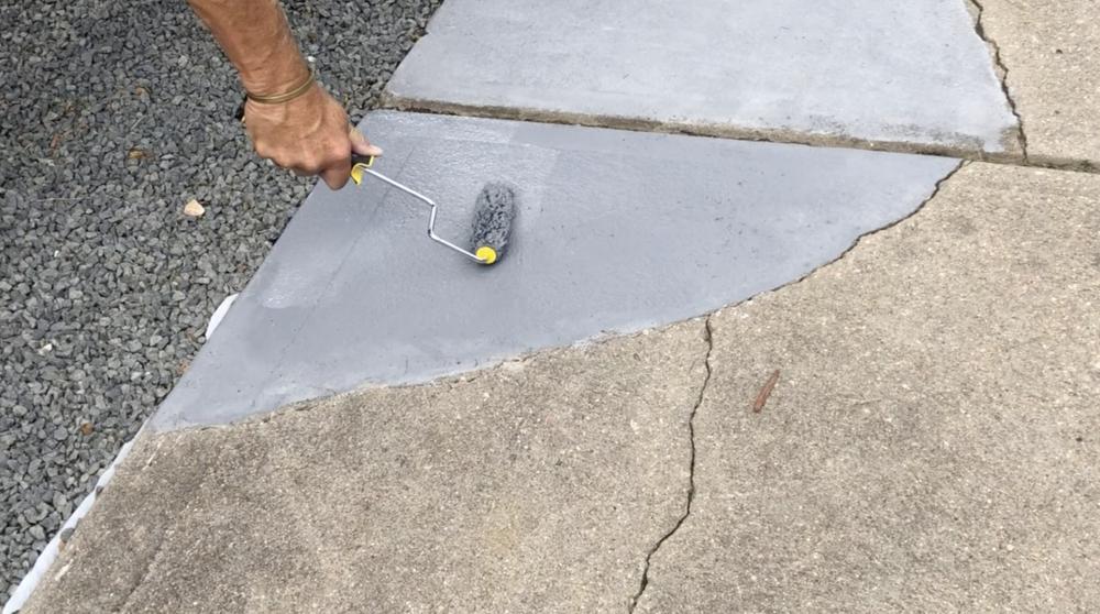 Simple spot repairs