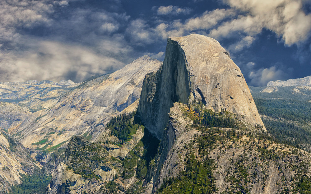 CeramycShield leverages a similar oxygen-bridging chemistry as that which formed Yosemite's 93 million year old Half Dome