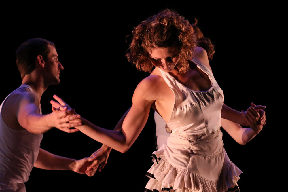 Josie G. Sadan & Justin Andrews - ODC/Dance