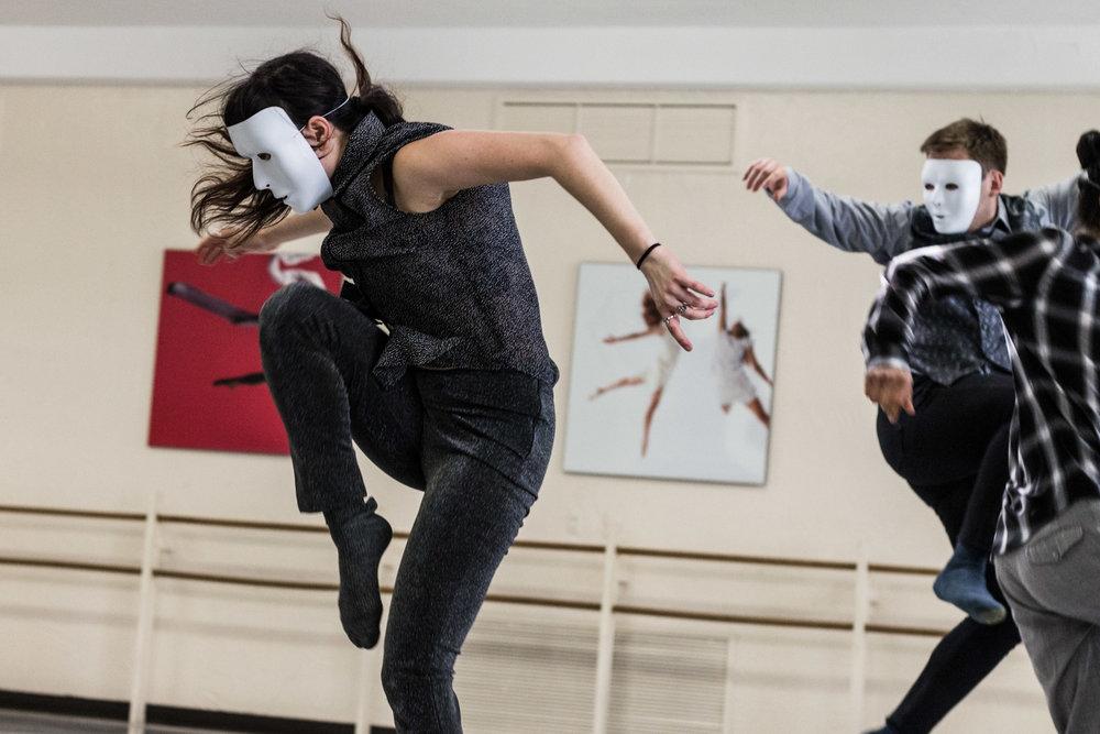 Racquel Mar - DanceWorks Chicago