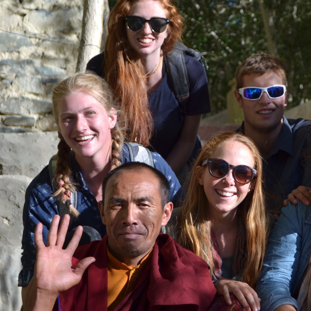Study abroad in Ladakh, India