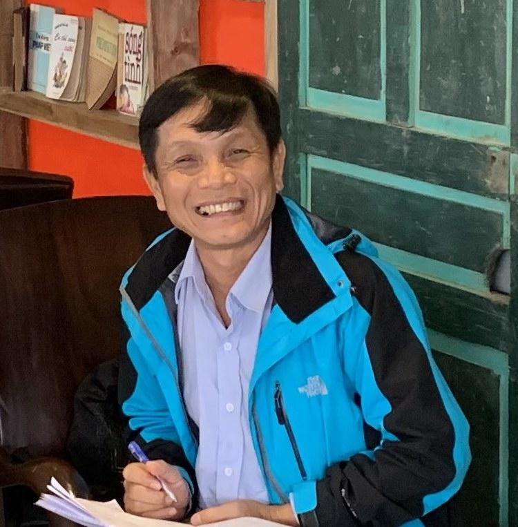Chu Manh Trinh   Researcher, Cu Lao Cham Marine Protected Area, Quang Nam Province, Vietnam