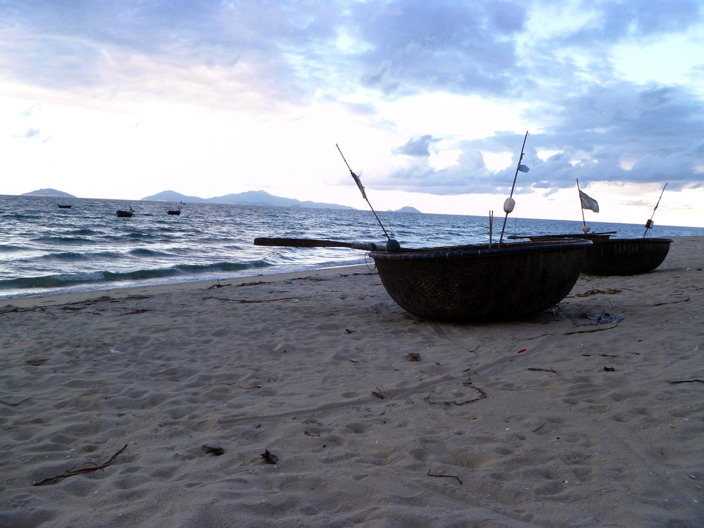 Study abroad on Cham Island in Central Vietnam