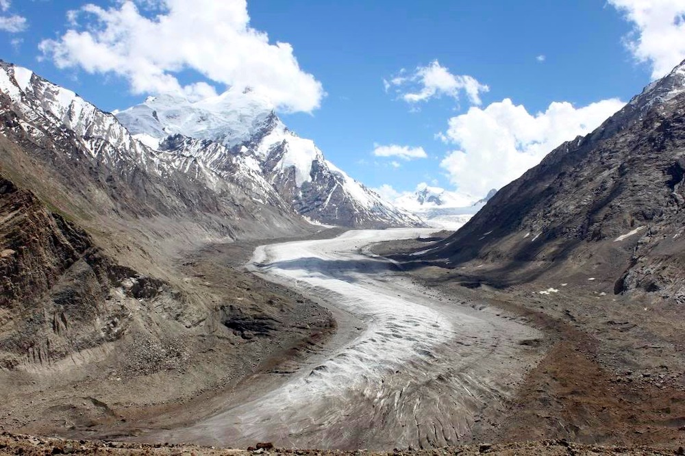 The artificial glacier project is an example of the IVS approach to community development