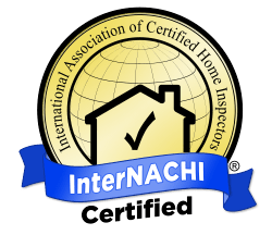 CERTIFIED - I am a certified member of InterNACHI, the International Association of Certified Home Inspectors. What does this mean? InterNACHI Home Inspectors are the best of the best. We hold to a higher standard, have more training, and a stricter code of ethics.