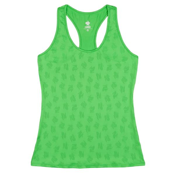 Bunny Hop  by rabbit. I have this tank top in three colors and wear them all every week.