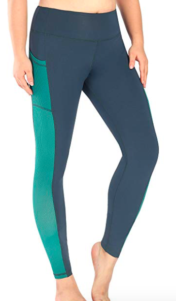 Sugar Pockets Leggings  - these are great for running and everyday. My phone fits perfectly into the leg pocket for easy access during runs.