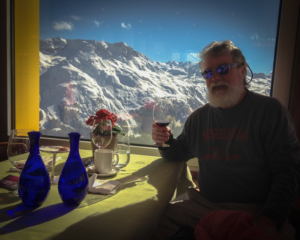 Winter Ecstasy - Saint Moritz, Switzerland - 2014