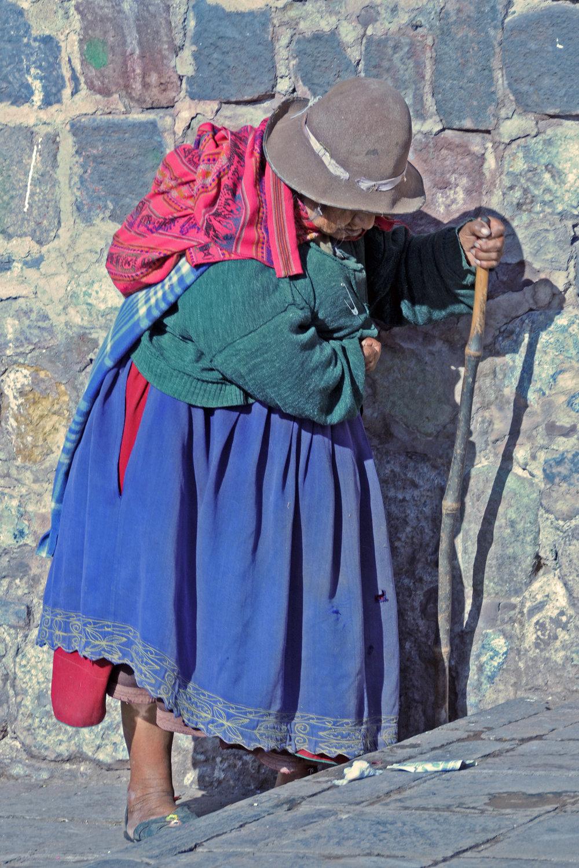 Surviving Peru - Cusco, Peru - 2008