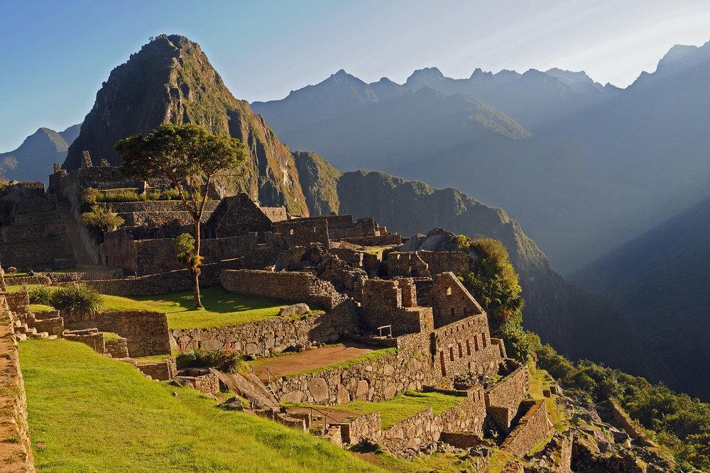 Dawn Of The Incas - Peru - 2008