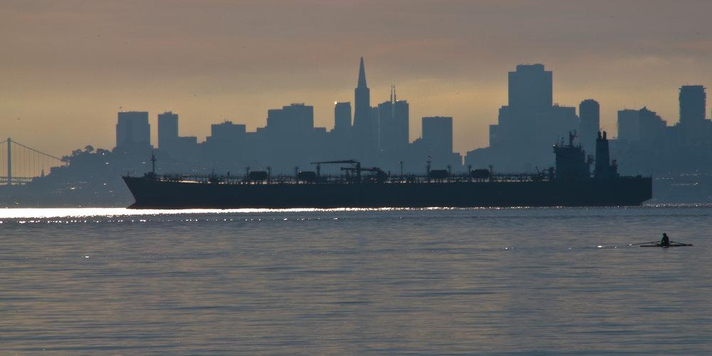 Silhouettes - San Francisco - 2010