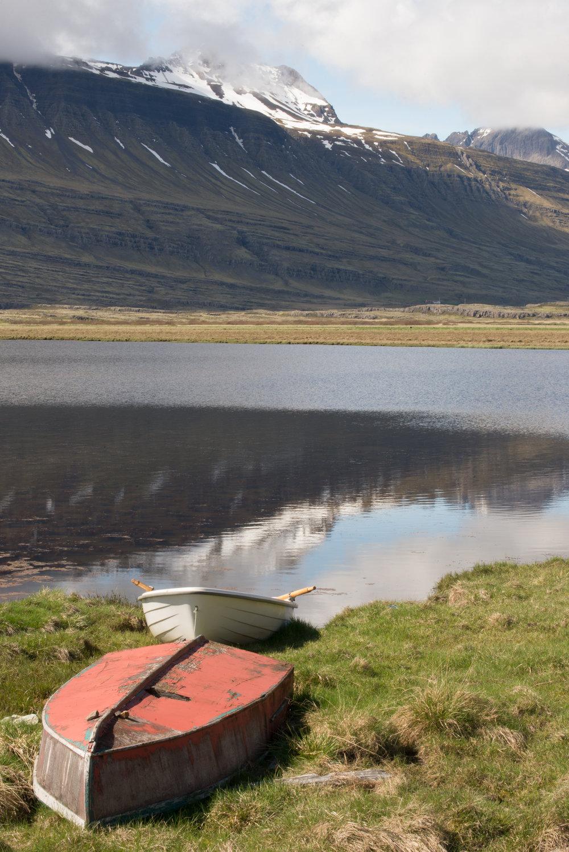 Upside Down - Iceland - 2017