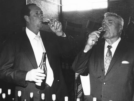 In 1933 - The Yurisich family takes ownership of Olive Farm Wines, when Ivan Yurisich purchases the property after migrating from Yugoslavia
