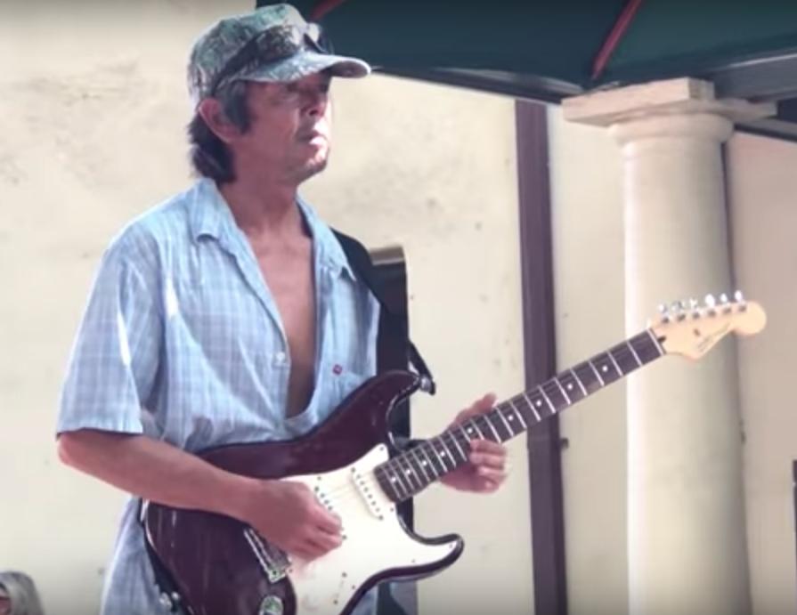 Roy Yamada - Lead Guitarist / singer