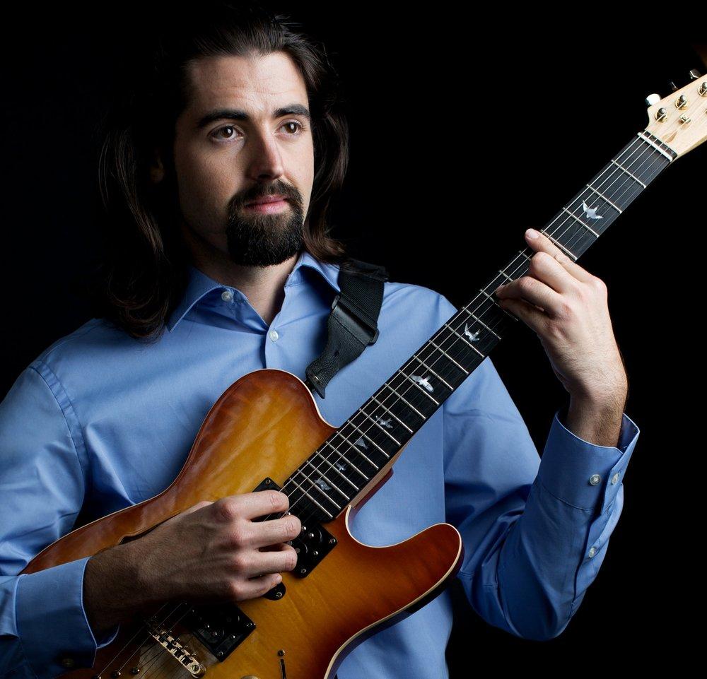 Michael Brown - Singer / Guitarist / Melodica