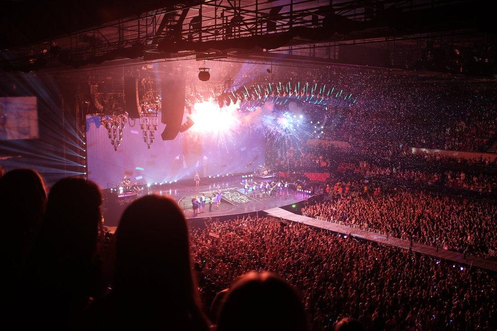 Stadium & Large Venues -