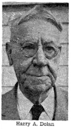 Portland Press Heraldon Harry Dolan - circa 1963