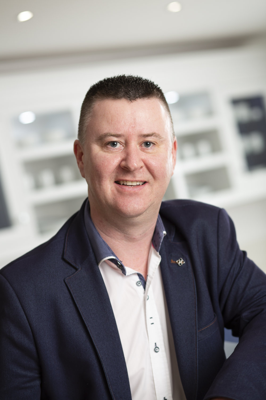 Shane  Hannaway - Managing Director