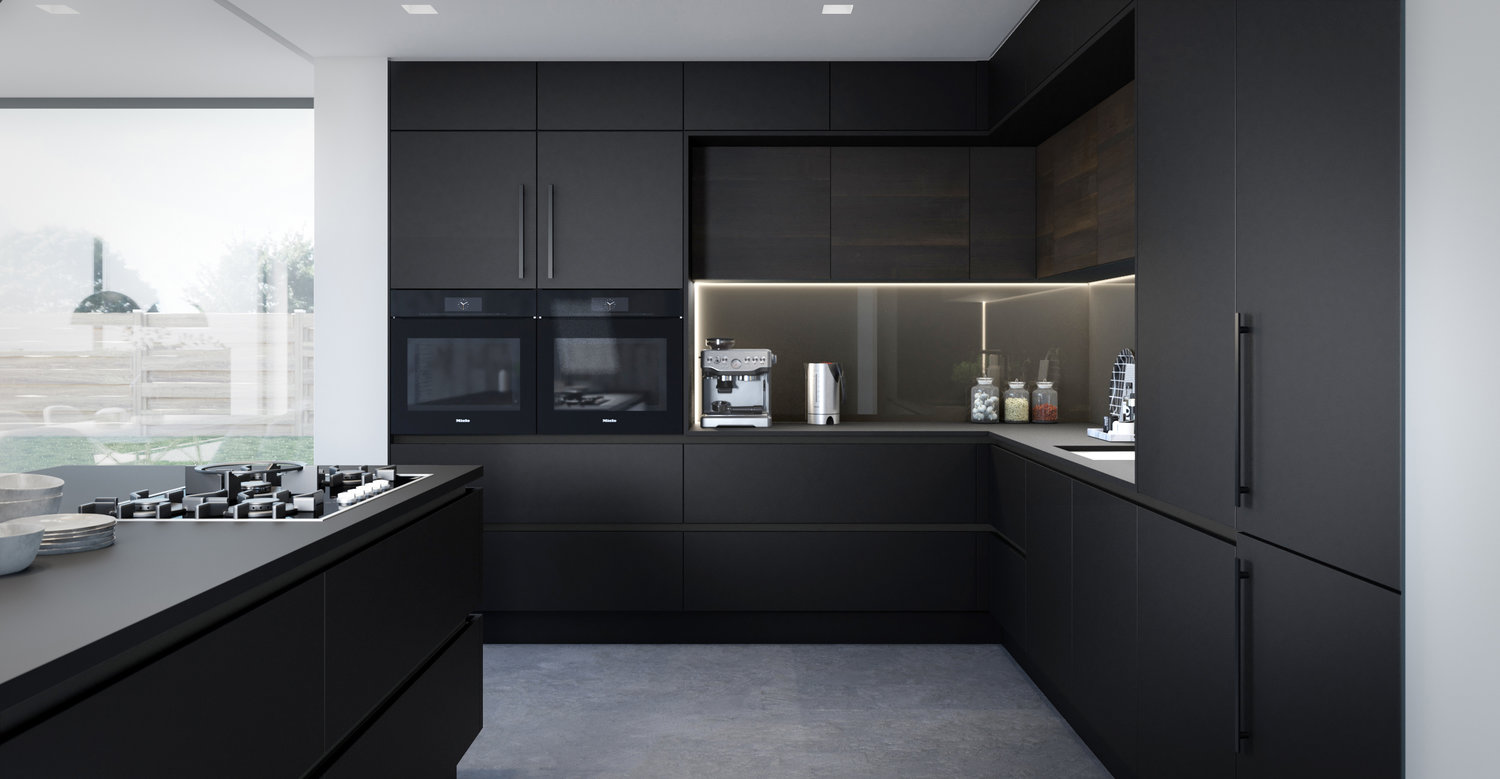 Modern Kitchen Design Trends 2019 Hannaways Of Hilltown
