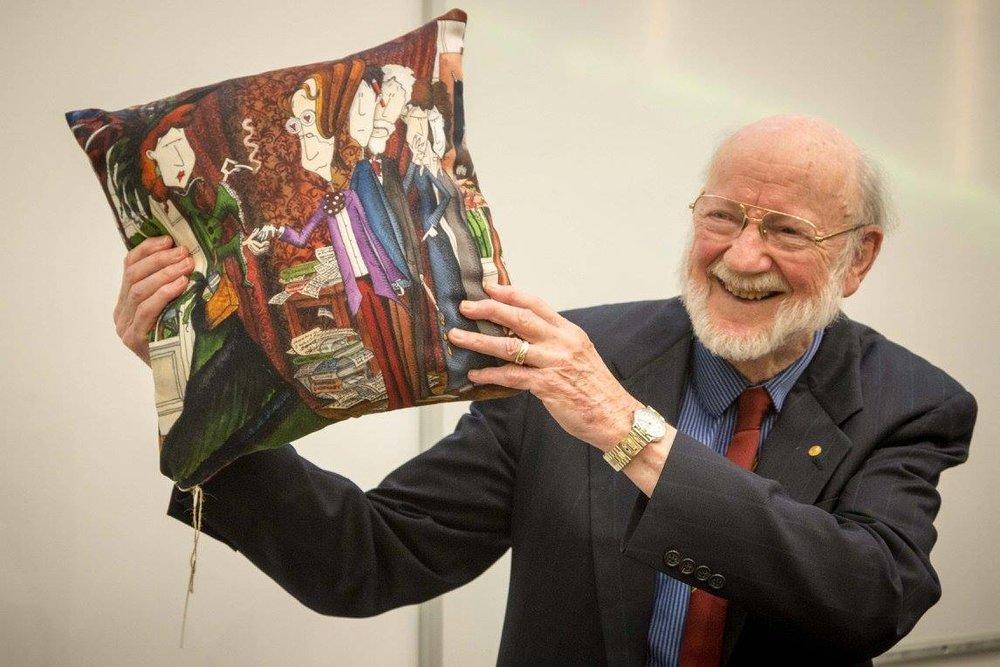 Prof Bill Campbell