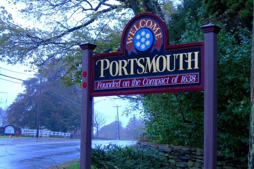 Town of Portsmouth, Town Center Guidelines
