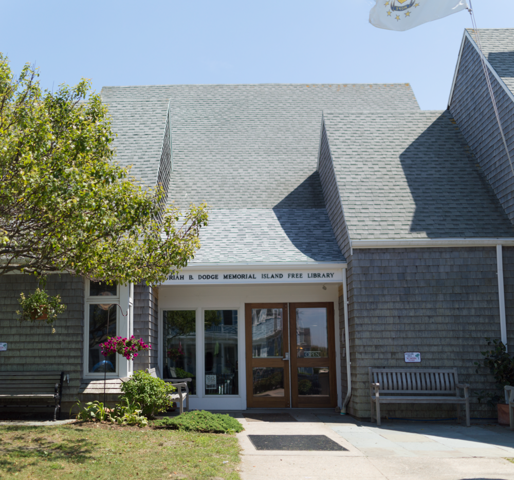 Block Island Free Library (Entrance Retrofit)