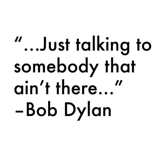 "Bob Dylan's advice on song writing. The full quote, ""…Just talking to somebody that ain't there. That's the best way. That's the truest way. Then it just becomes a question of how heroic your speech is. To me, it's something to strive after."" To me the heroic bit is about how much courage I have to be honest with myself about what I am REALLY thinking. #songwritingtips #singersongwriters @bobdylan"