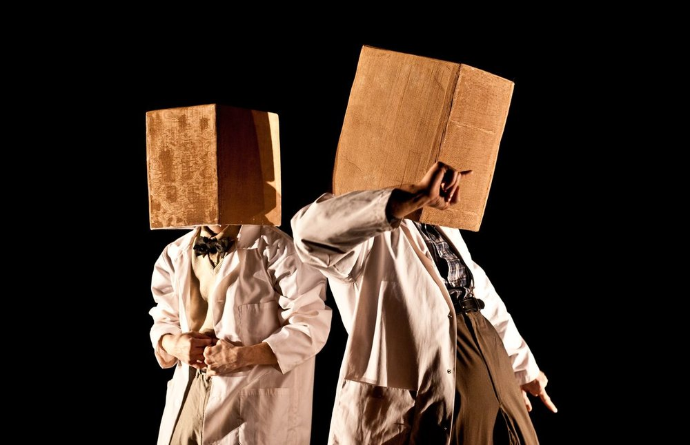 [boxhead], Third Wall Theatre