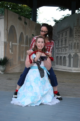 Taming of the Shrew, St. Lawrence Shakespeare Festival