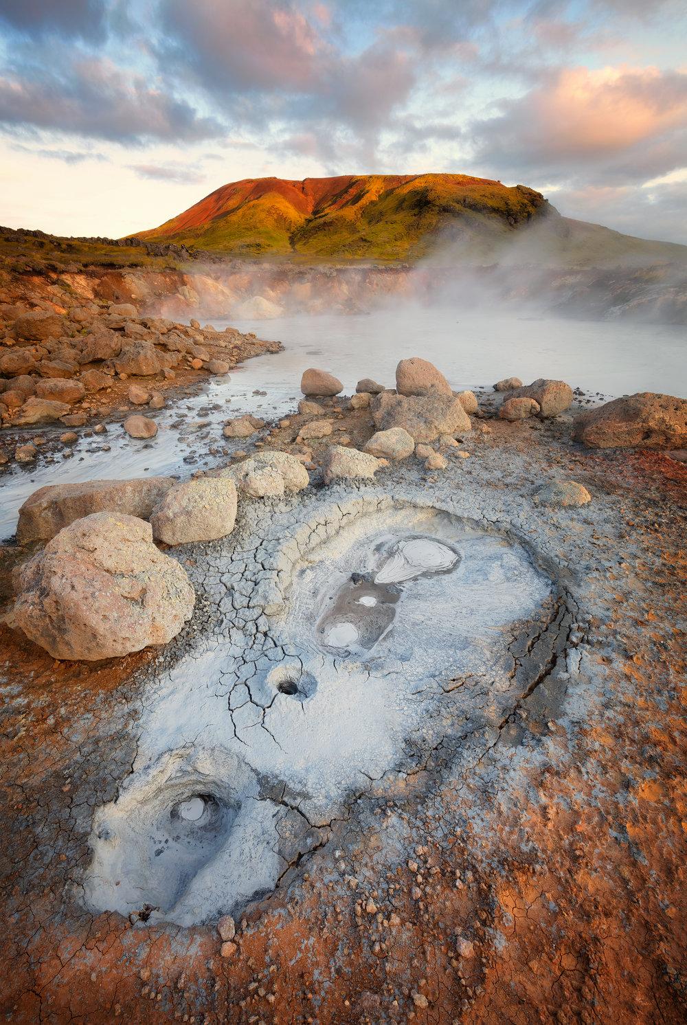 Ölkelduháls Geothermal Field