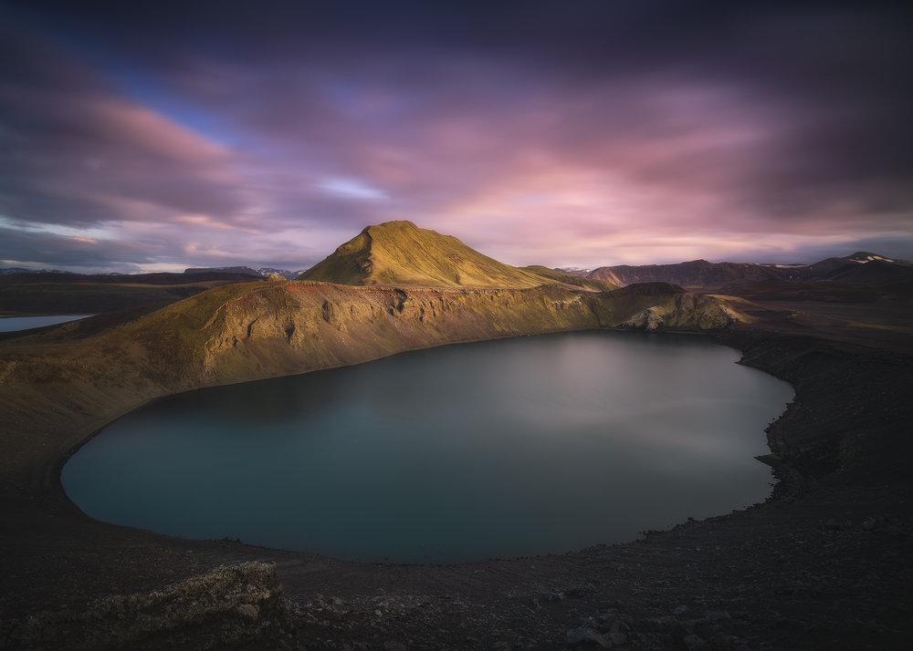 Highlands - Hnausapollur