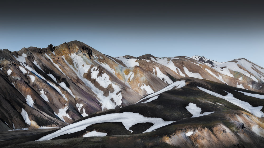 Highlands - Landmannalaugar
