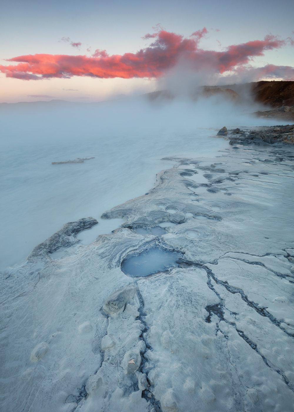 Geothermal Iceland - Engjahver