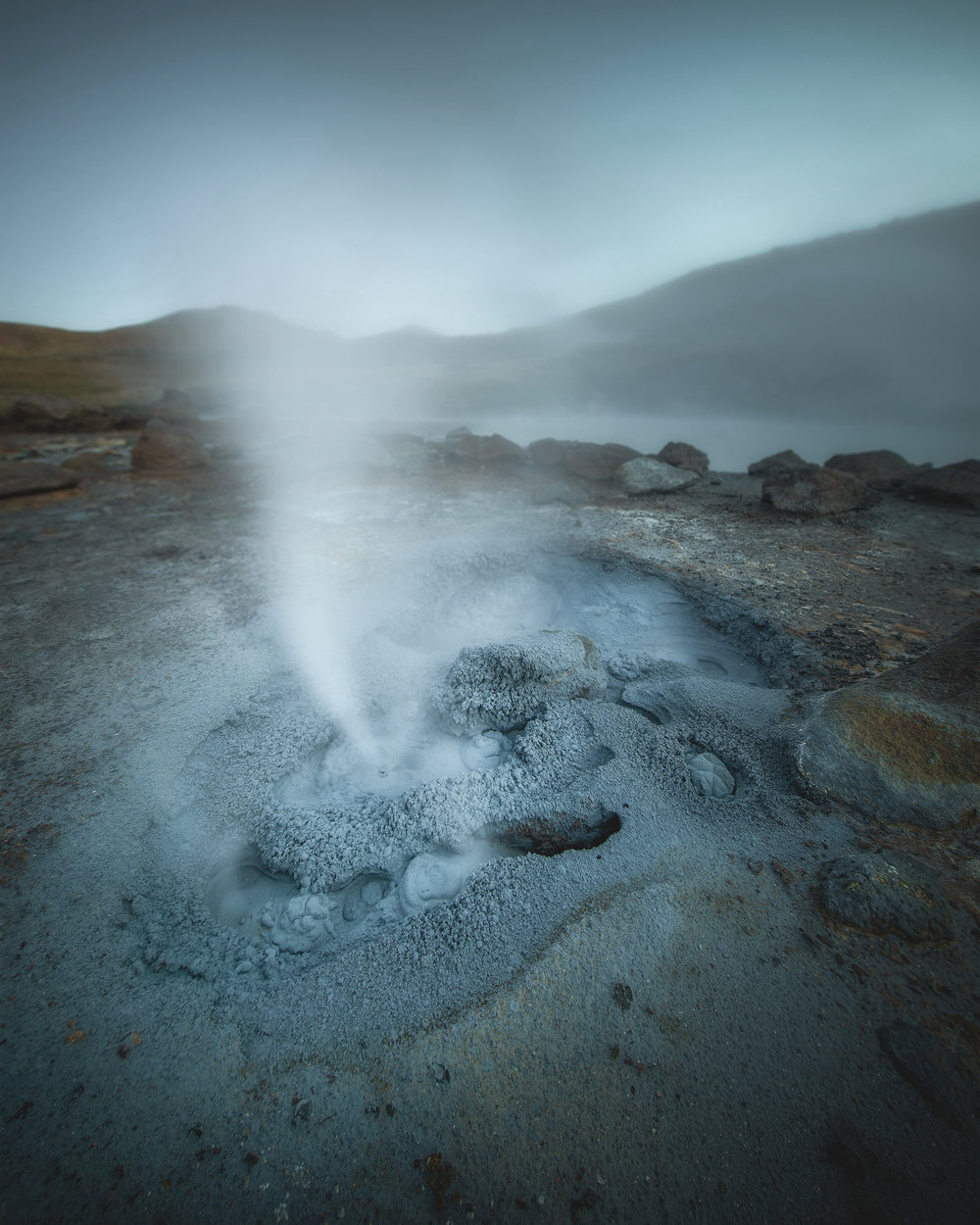 Geothermal Iceland - Reykjanes Peninsula
