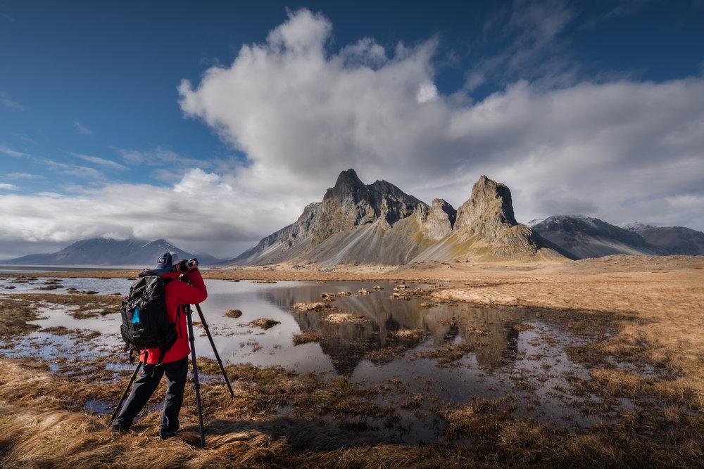 Vestrahorn - Vatnajökull National Park, Iceland, Photography