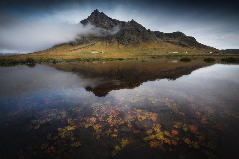 Eystrahorn Reflection