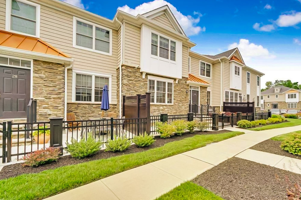 CARRIAGE GATE DR. - LOCATION: LITTLE SILVER, NJA gracious town home community featuring 35 family homes.