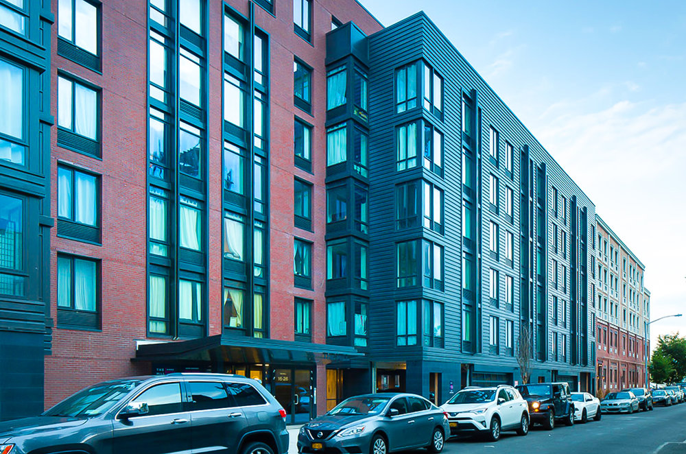 MADISON APARTMENTS - LOCATION: RIDGEWOOD, NEW YORKBuilding features a total of 89 Residential Apartments.