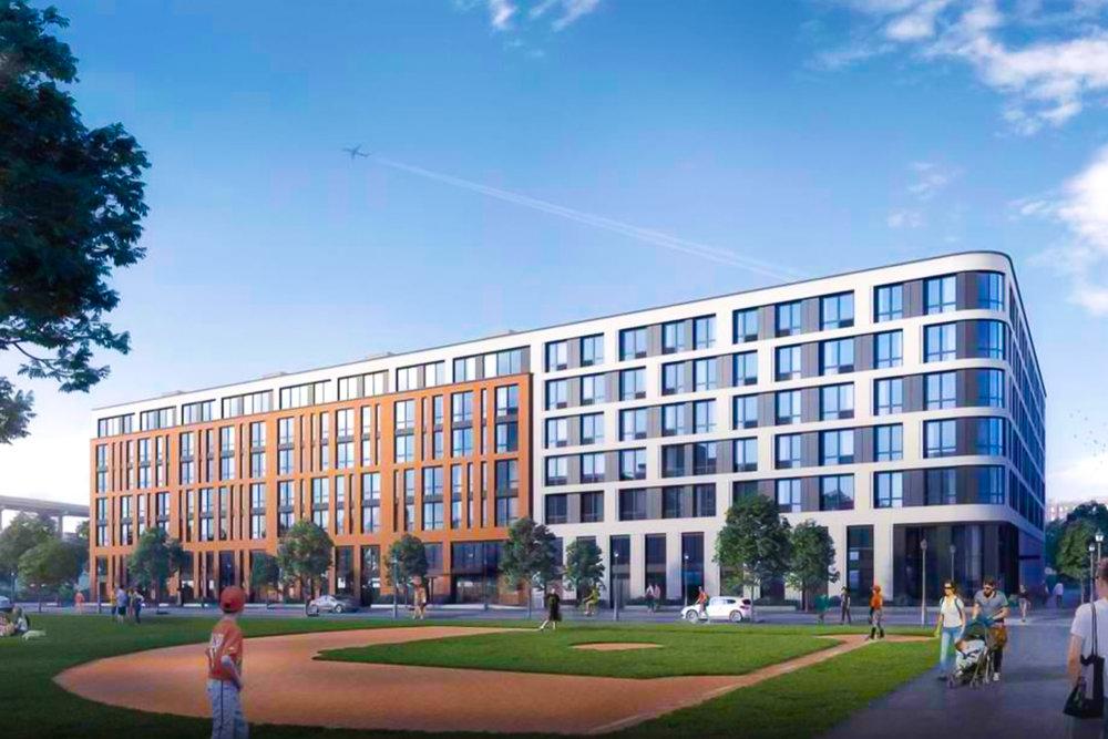 372 9th STREET - LOCATION: JERSEY CITY, NJA total of 66 luxury rental residences.