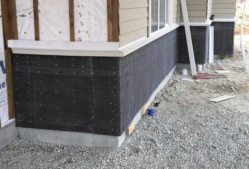 STEP 1-Wall system prep -