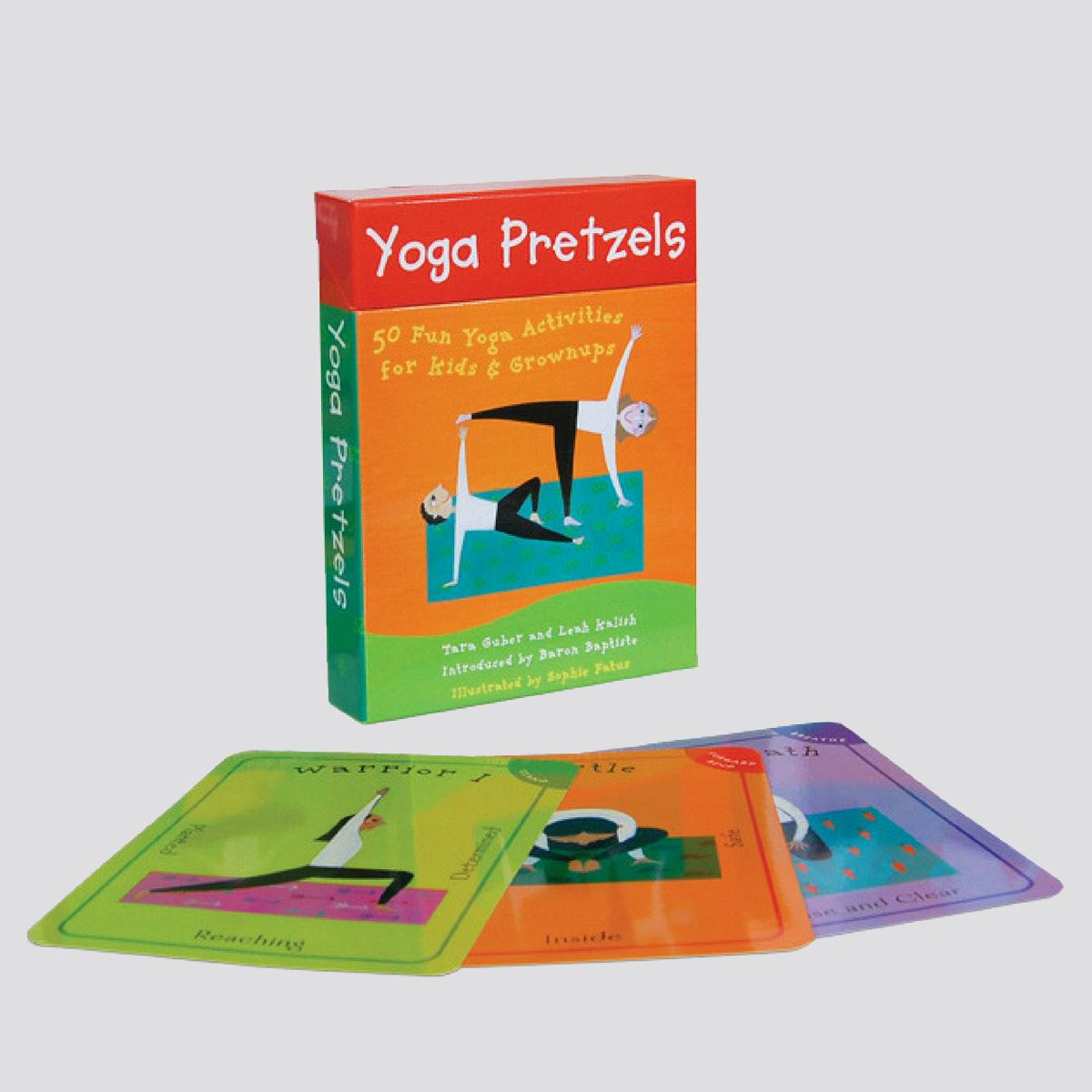 Yoga Pretzels — Yoga Ed.