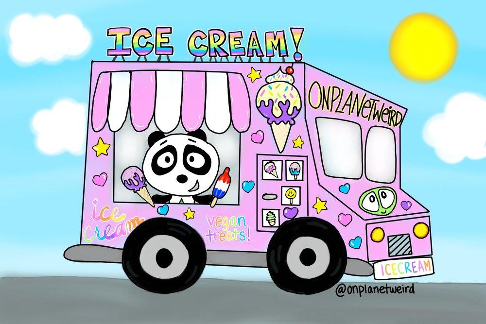 Stoney's Ice Cream Truck