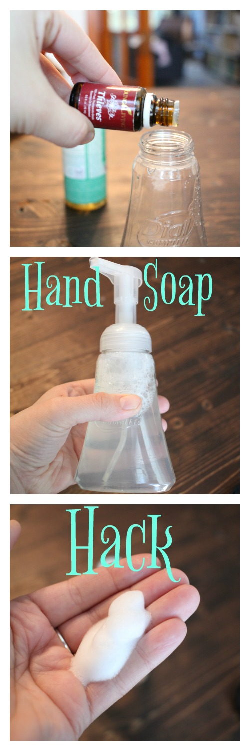 Hand Soap Hack