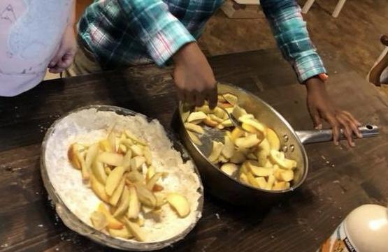 Apple Pie Fixings