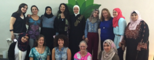 Farashe Yoga Center, Ramallah - Women's group training with Suzanne Manafort